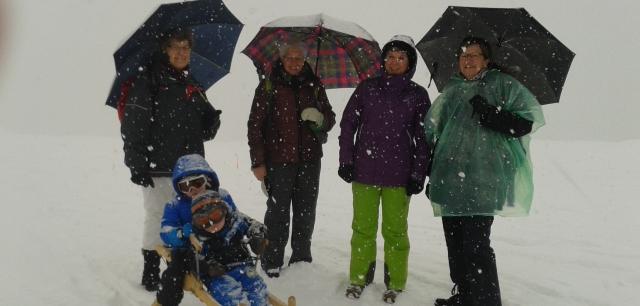 Schneesporttag Klewenalp