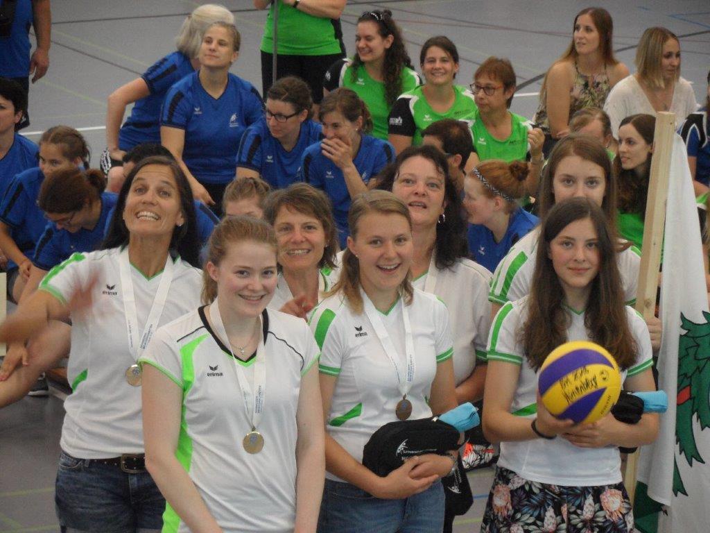 Schweizermeisterschaft Netzball: Walchwil wieder in den Finals dabei!