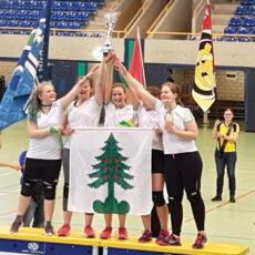 Netzball Swiss-CUP gewonnen!