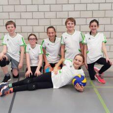 Netzball Schülerliga: Walchwil mit Ehrgeiz dabei